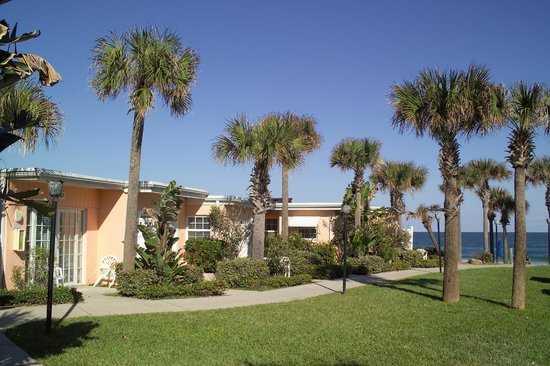 Coral Sands Inn & Seaside Cottages Ormond Beach: North Cottages some pet friendly