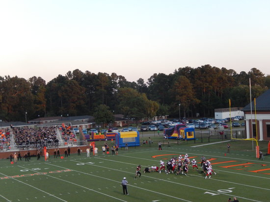 Barker-Lane Stadium