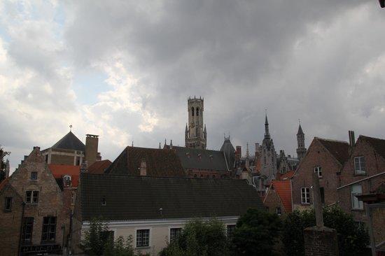 Hotel Cordoeanier: view