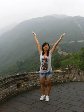 Beijing Private One-day Tour Guide Susan Liu Yun
