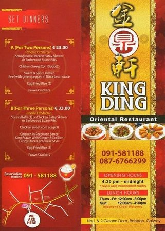 Good Days Chinese Restaurant Ireland