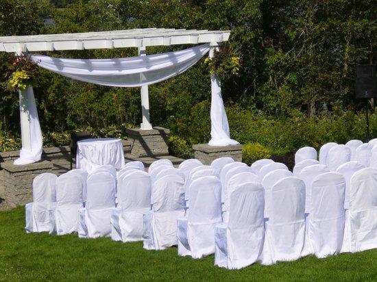 Delta Hotels by Marriott Fredericton : Wedding Gazebo