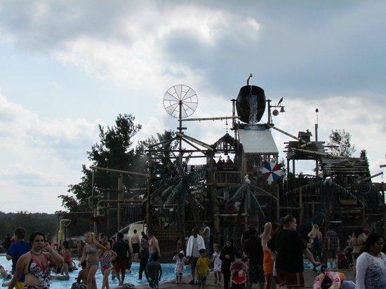 Darien Lake Amusement Park : Waterpark