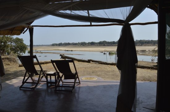 Kakuli Bush Camp - Norman Carr Safaris : The view from our room!!
