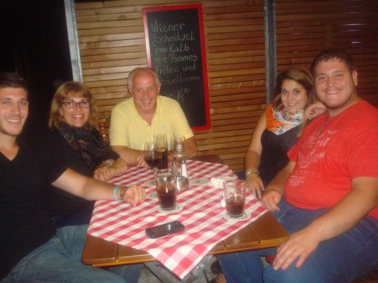 Brauerei Gasthaus Lohhof : last night before flying back to Boston