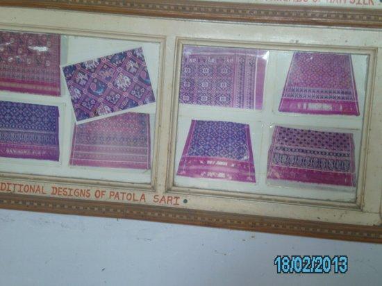 Patan, Indien: SAREE DESIGNS