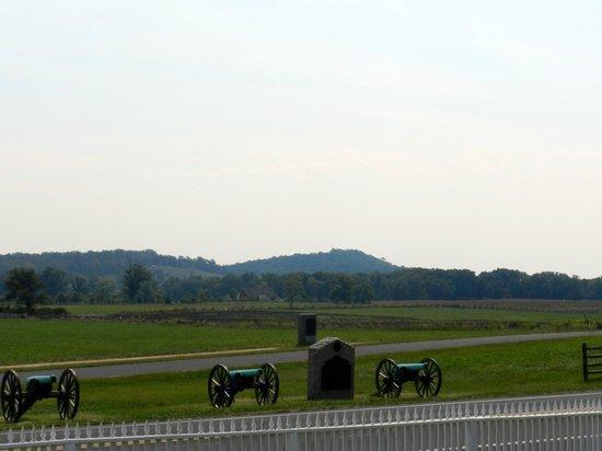 Artillery Ridge Horseback Tour