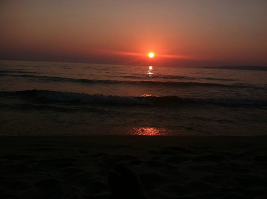 Petoskey State Park: Sunset