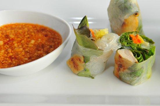 The Houben Hotel ( Adult Only ) : Fresh vietnamese springroll