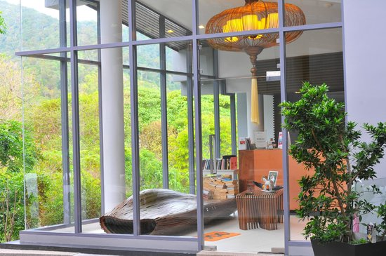 The Houben Hotel ( Adult Only ) : The Reception