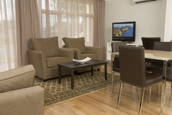 Port Campbell Parkview Apartments: One Bedroom Apartment