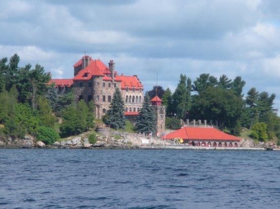 Singer Castle on Dark Island: Singer Castle, Dark Island