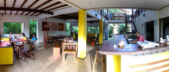 Pagalu Hostel: Lobby