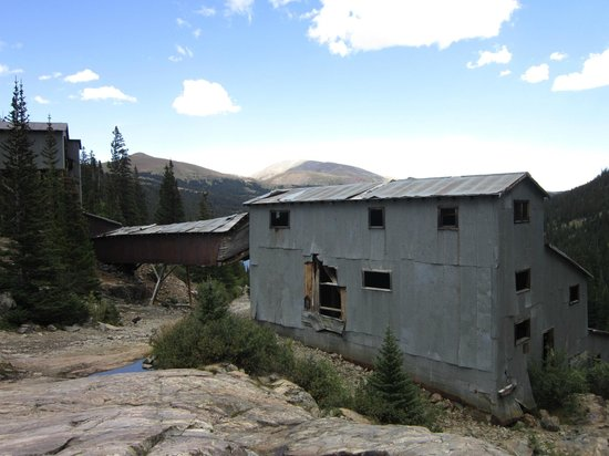 Montgomery Reservoir: Old Gold Mine
