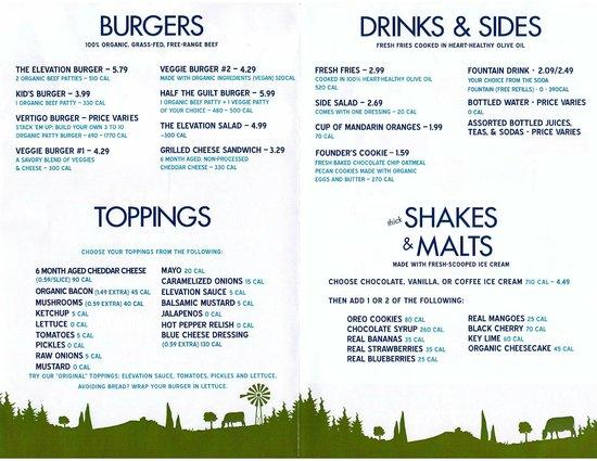 Dining Paleo in DC: Elevation Burger as seen on PaleoParents.com