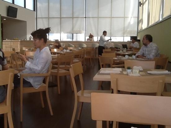 Weston Suites Hotel: restaurant