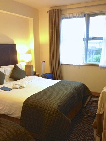 Harbour Hotel Galway: Double Room