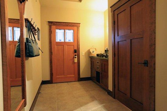 Five Pine Lodge & Spa: Entrance