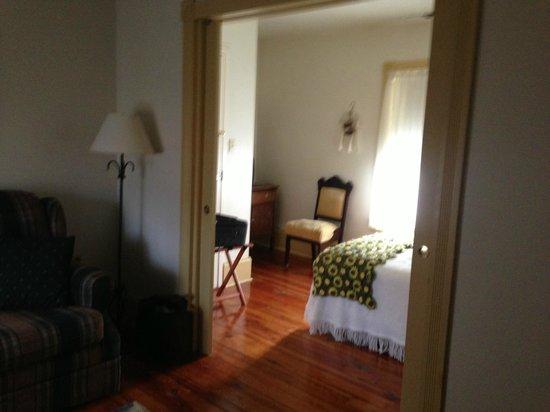 Golden Eagle Inn : Thaddeus Room