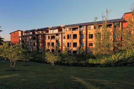 Allison Inn & Spa : beautiful grounds