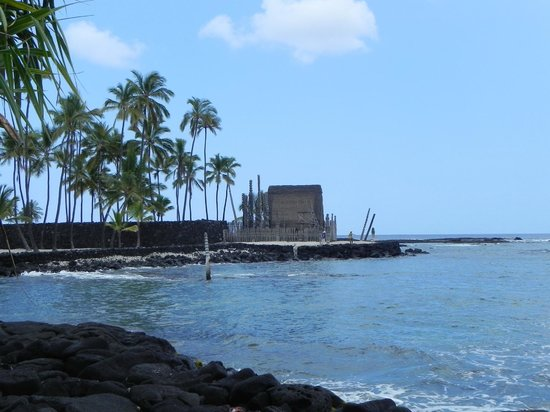 Pu'uhonua O Honaunau National Historical Park: The unique site