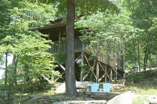 Edgemont, AR: Blue Clouds Resort Cabin Rentals