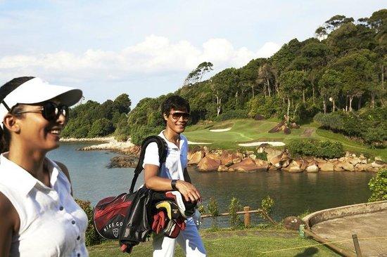 Club Med Bintan Island: Golf