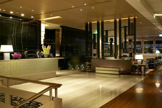 City Suites Taipei Nanxi: Reception