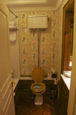 Schoolhouse Hotel: En Suite Bathroom