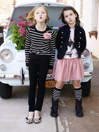 Desvan del Bebe & KIDS: cool girls