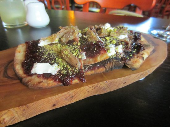Eclipse Bistro: flatbread- amazing