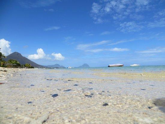 Sugar Beach Mauritius: Beach