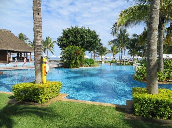 Sugar Beach Resort & Spa: Main Pool