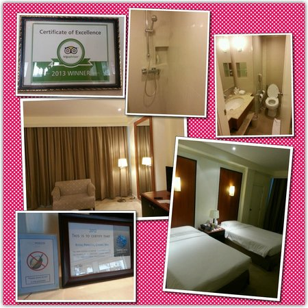 Dusit Princess Chiang Mai: Twin room view :)