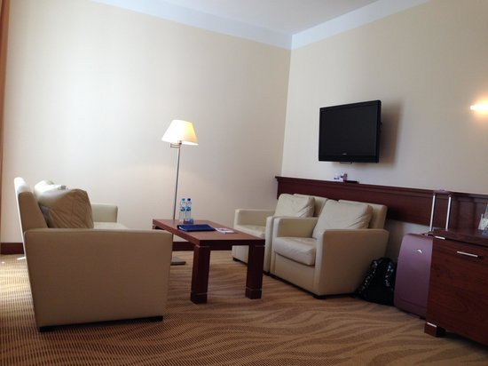 Radisson Blu Hotel Gdansk: Business class suite