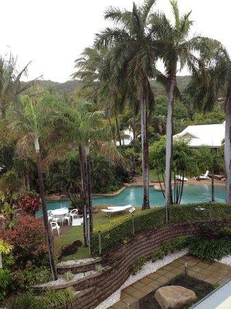 Sovereign Resort Hotel Cooktown: View from balcony