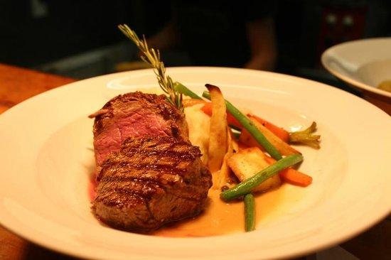Shawty's Cafe: Steak Meal