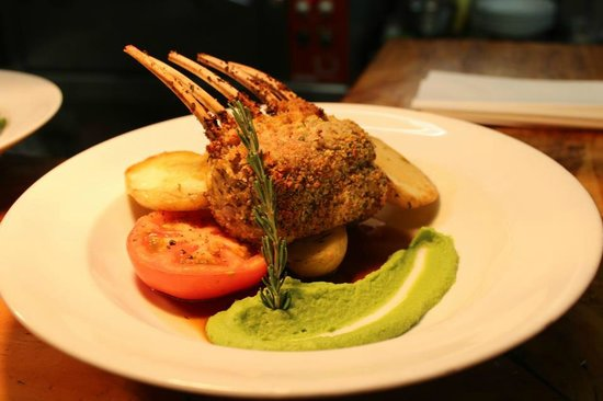 Shawty's Cafe: Lamb Meal
