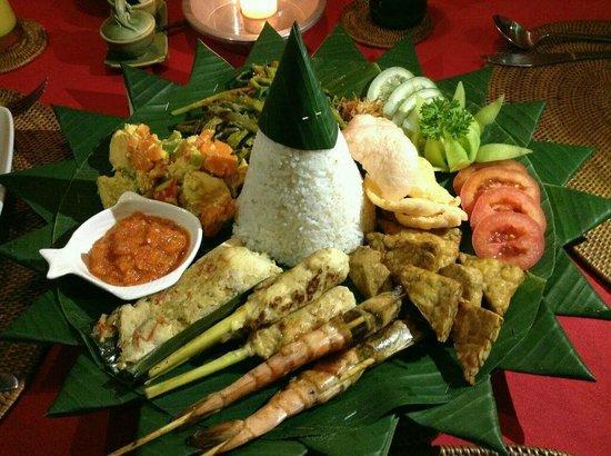 """Lu Putu Resto: Our """"Simply Balinese Menu"""""""