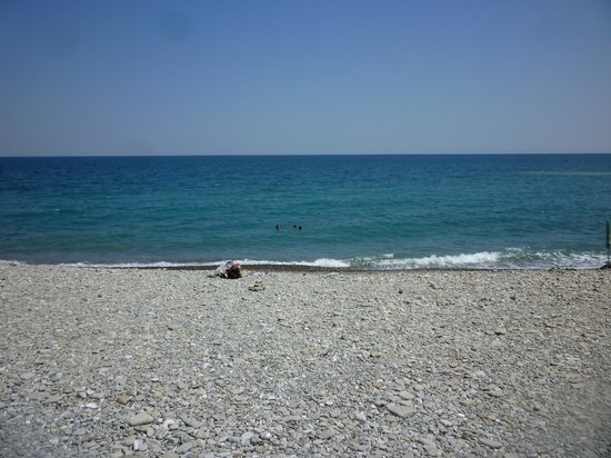 Sea and Beach in Roseto Capo Spulico