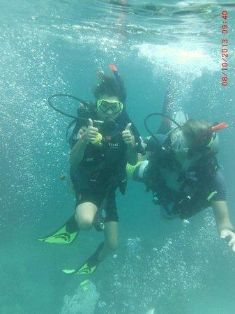 Assava Dive Resort : Bubblemaker