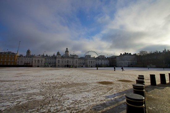 Horse Guards Building: The Building