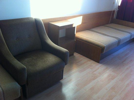Budai Sport Hotel: Room 3