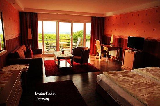 Hotel Rebenhof : Hotel room