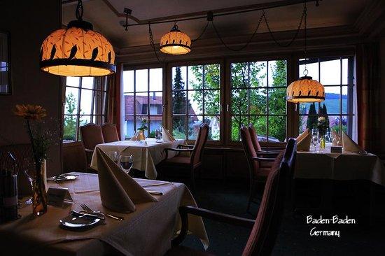 Hotel Rebenhof: Restaurant