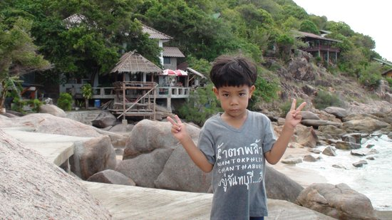 Tao Thong Villa: This place is great. A testimony from my younger son.