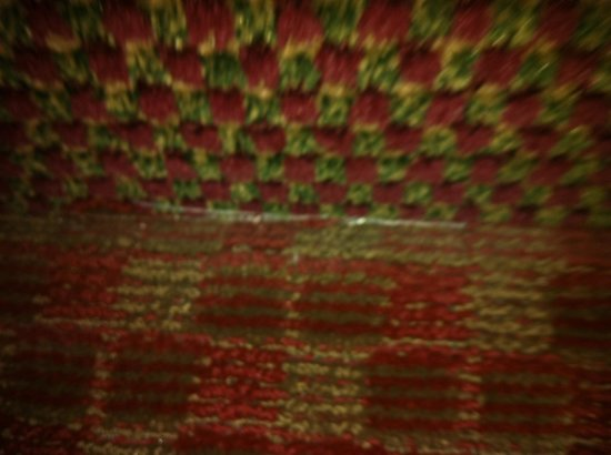 Bay View Inn: Carpets