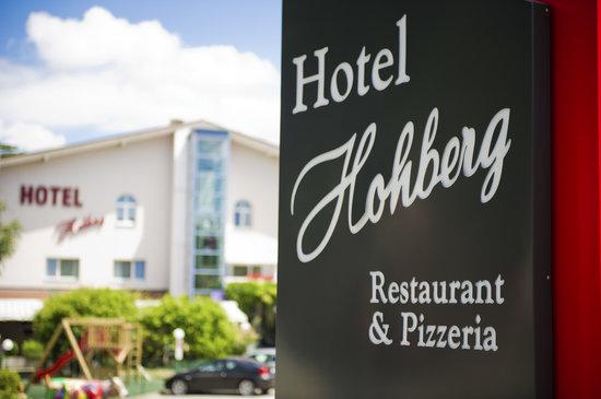 Restaurant Hohberg : Aussenansicht