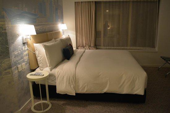 OZO Wesley Hong Kong: Comfy Bed