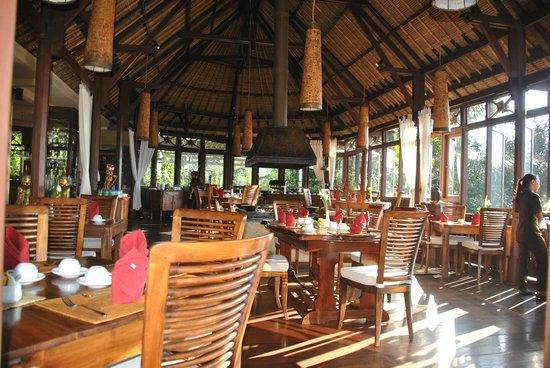 Bagus Jati Health & Wellbeing Retreat : Restaurant